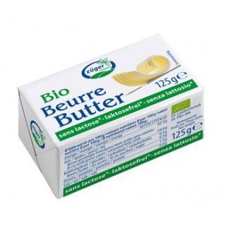 Butter laktosefrei 125g ZFK