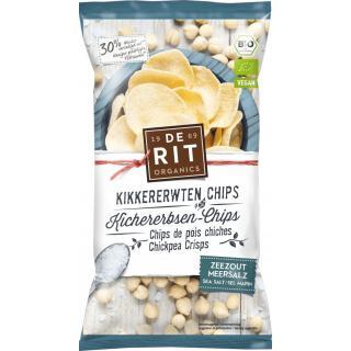 Kichererbsen-Chips Meersalz 75g RIT