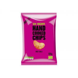 Handcooked Chips Sweet Chili 125g ADR